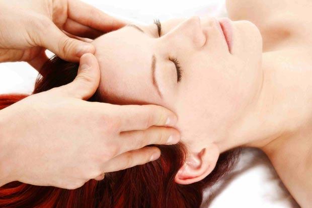 Hoofdpijn massage bij Massagepraktijk Breda