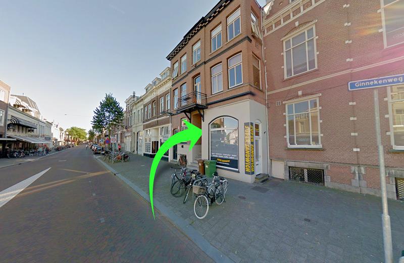 Locatie Massagepraktijk Breda